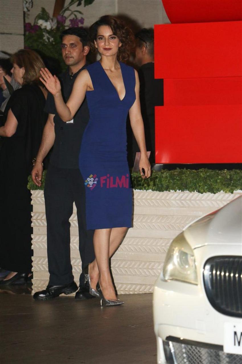 Bollywood Celebs Attend Mukesh Ambani Party Photos