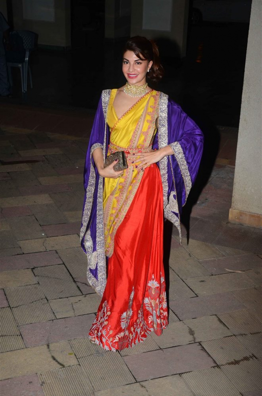 Bollywood Celebs At Sanjay Dutt Diwali Party 2017 Photos