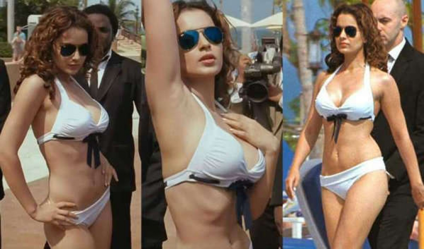 Bollywood Celebs Who Flaunted Their Hot Body in Bikini & Gave Us Major Fitness Goals Photos