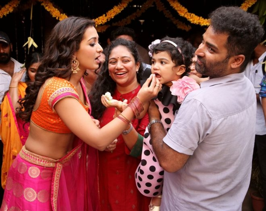 Dance Choreographer Shobi Daughter 2nd Birthday Celebration Photos