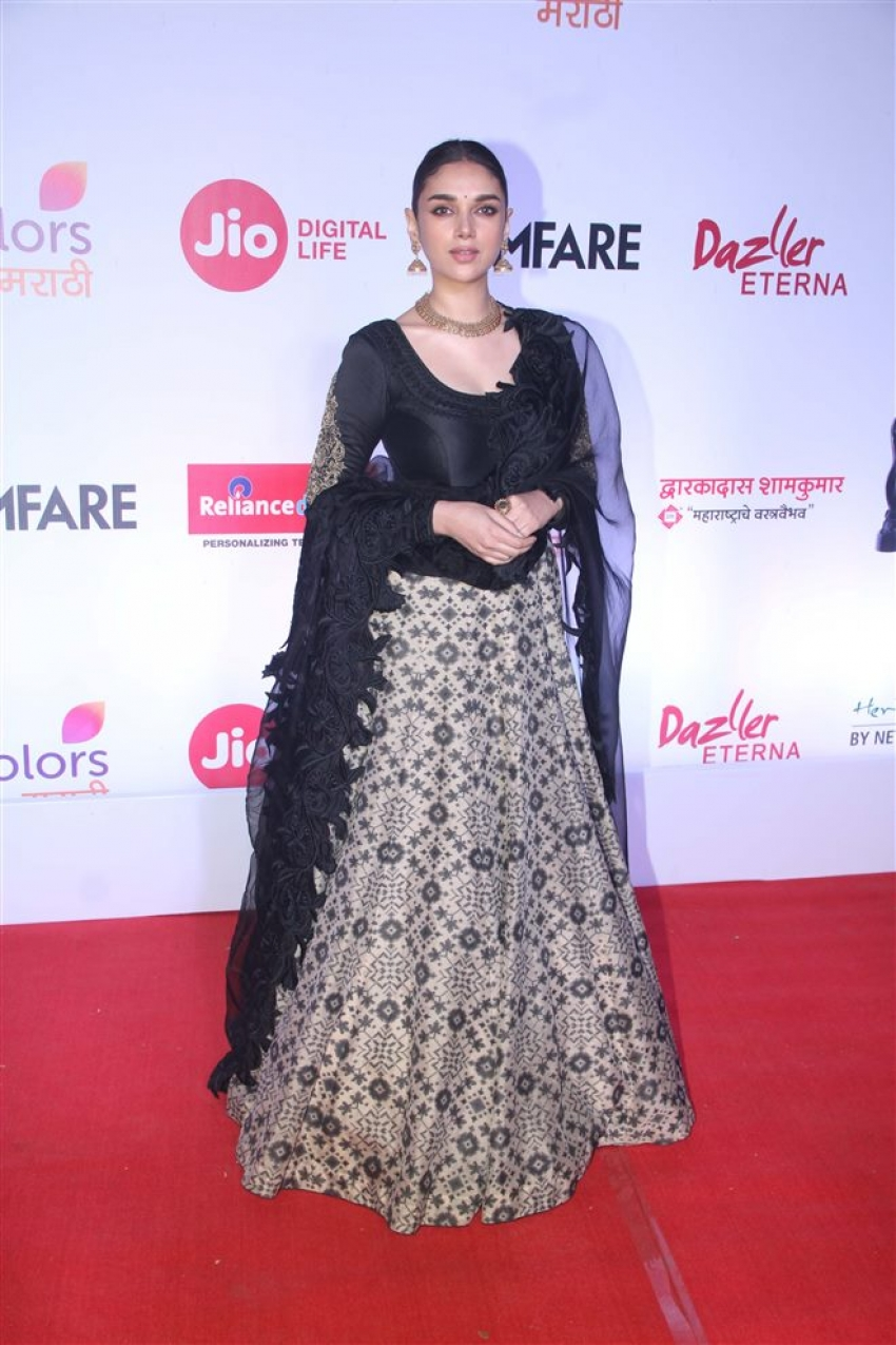 Filmfare Marathi Awards 2017 Photos