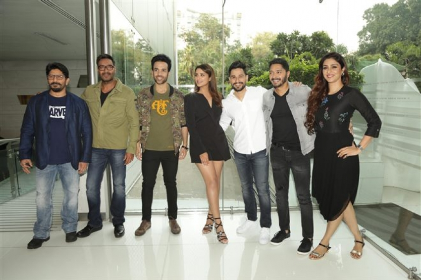 Golmaal Again Movie Promotion In New Delhi Photos