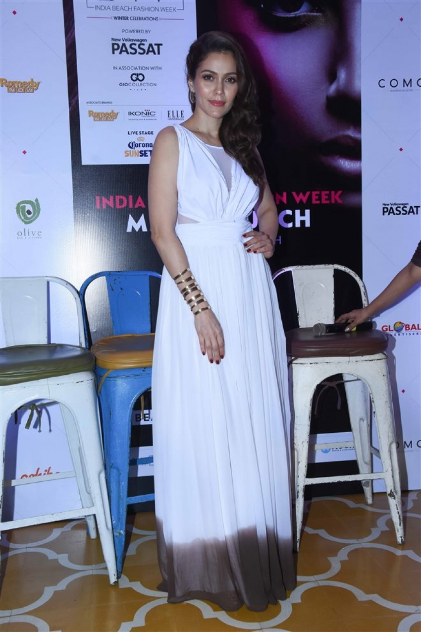 India Beach Fashion Week 2017 Press Meet Photos