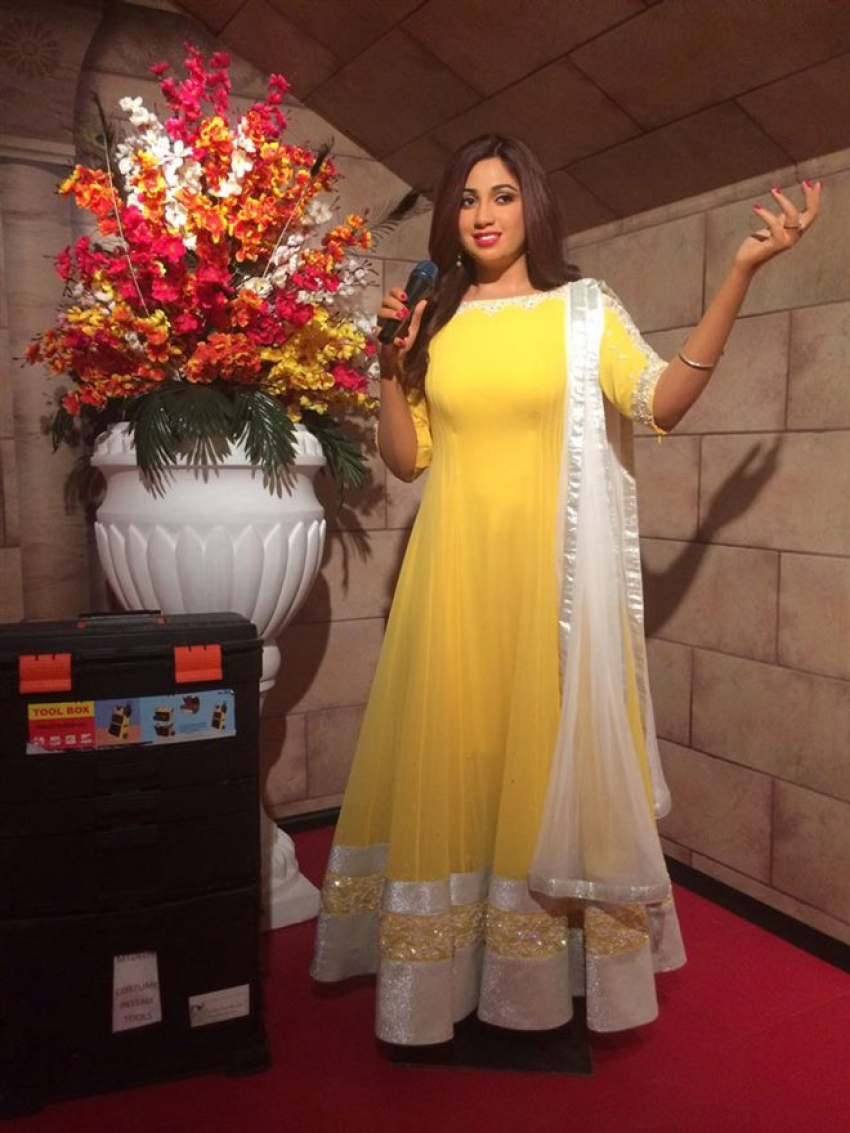 India's First Madame Tussauds Museum Photos