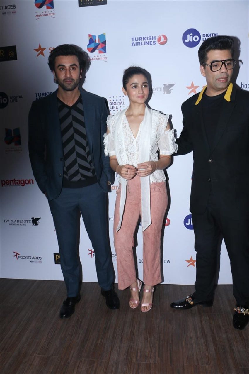 Jio MAMI 19th Mumbai Film Festival Photos