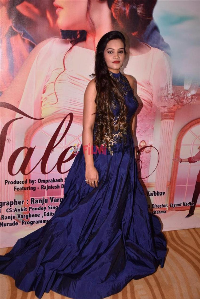 Neil Nitin Mukesh At Launch Of Music Video Taleem Photos