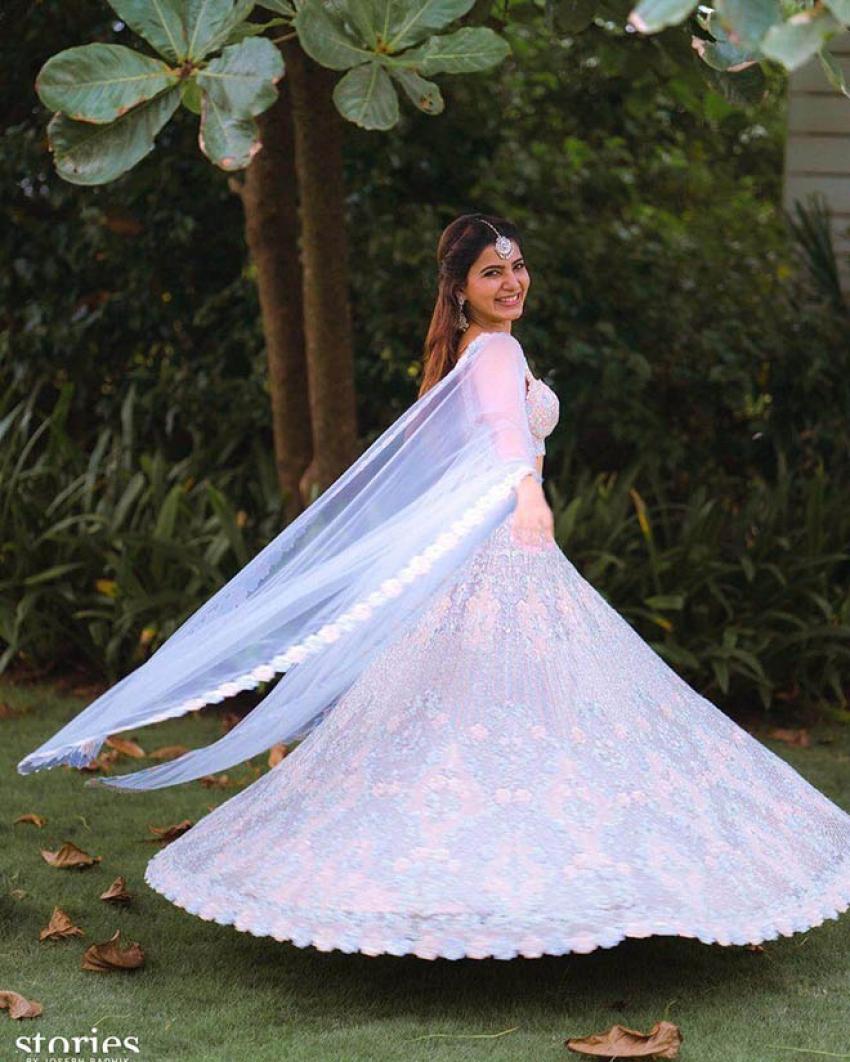 Samantha Ruth Prabhu Weds Naga Chaitanya Photos