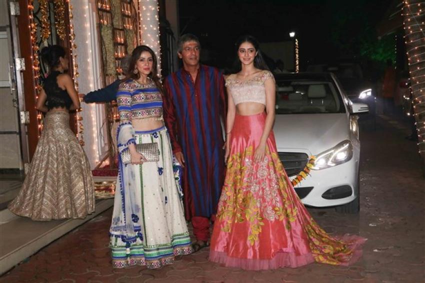 Shilpa Shetty Diwali Bash 2017 Photos