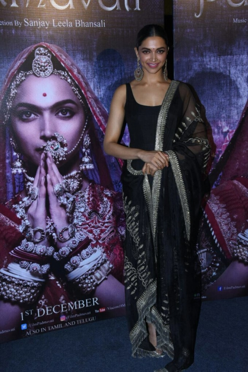 Trailer launch of Padmavati Photos