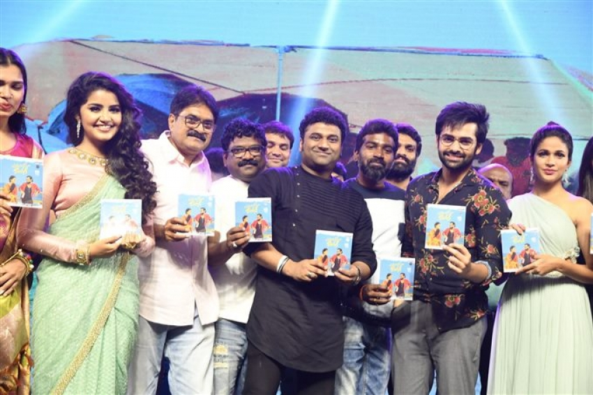 Unnadi Okkate Zindhagi Audio Release Photos