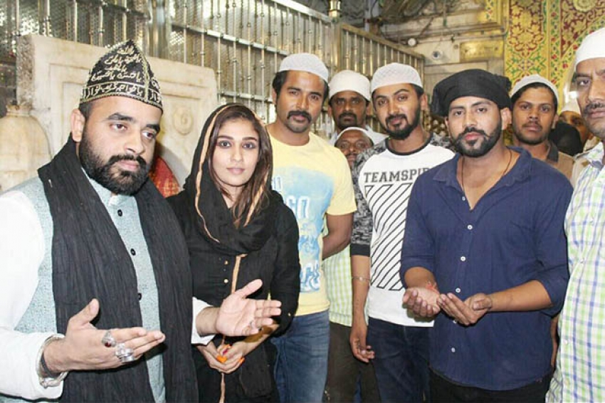 Velaikkaran Team At Khawaja Gharibnawaz Dargah, Ajmer Photos