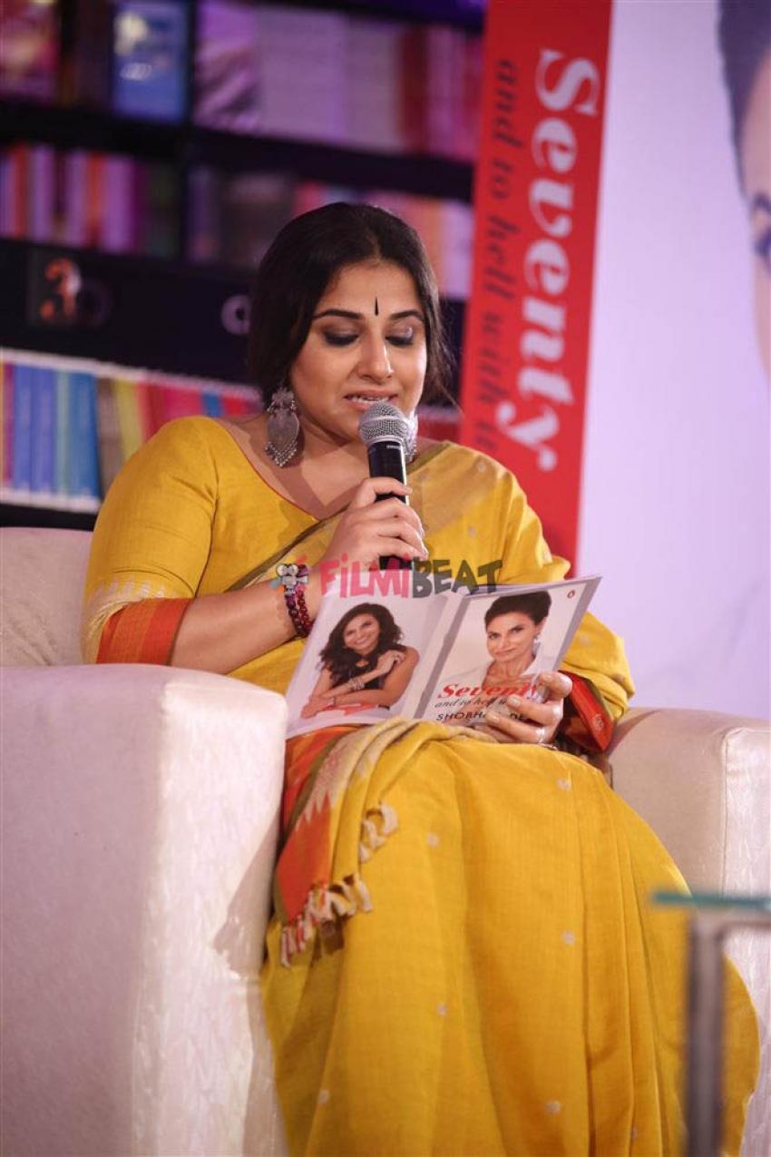 Vidya Balan At 30 Anniversary Of Penguin Book Publisher In New Delhi Photos
