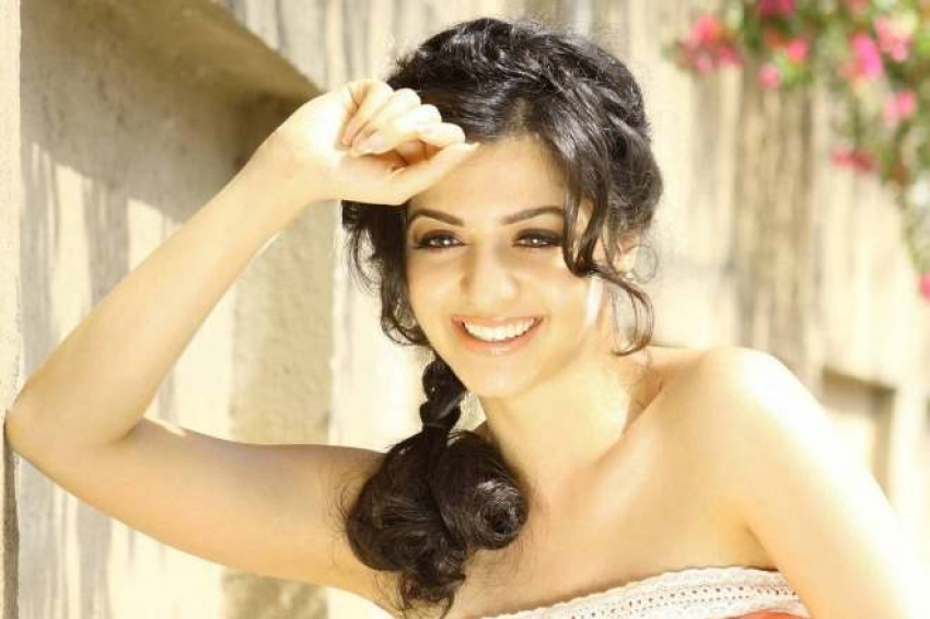 View Glam Hot Photoshoot Of Actress Vedhika Photos