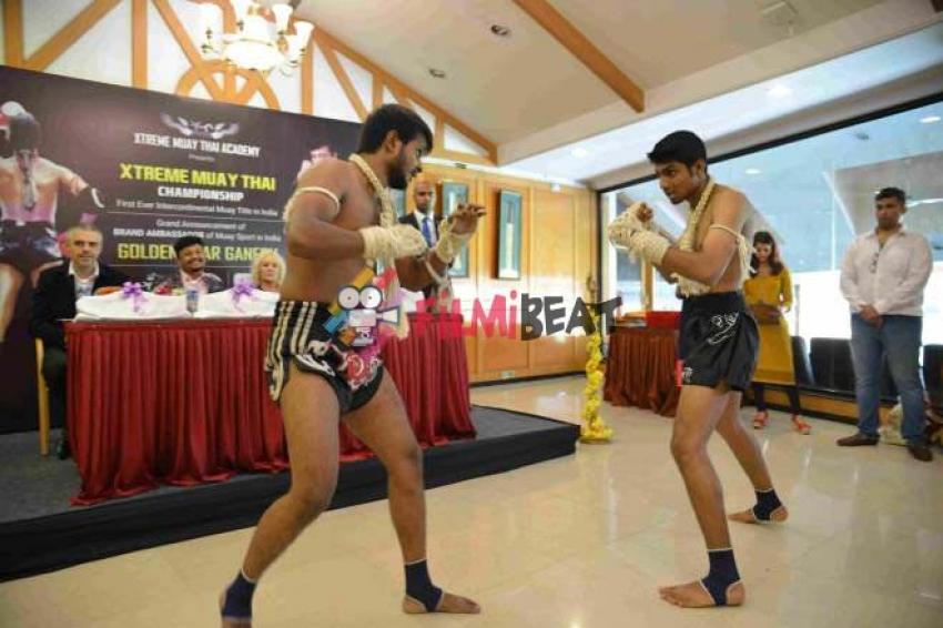 Xtreme Muaytha Academy Press Meet Photos