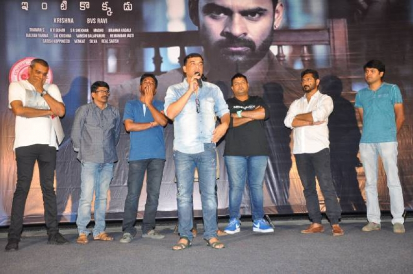 Jawaan Trailer Launch Photos