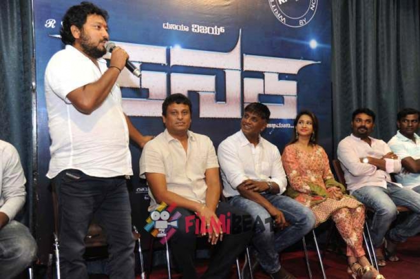 Kanaka Teaser Launch Photos