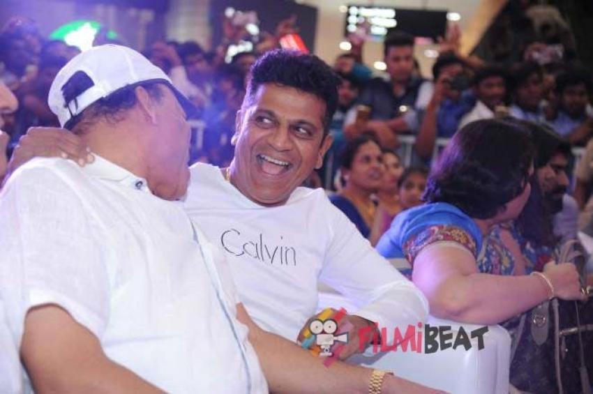 Dr Shivarajkumar SRK Movie Title Launch Photos