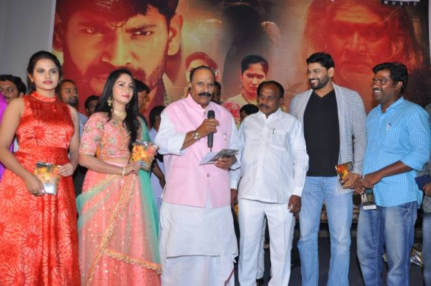 Sarovaram Audio Release Photos