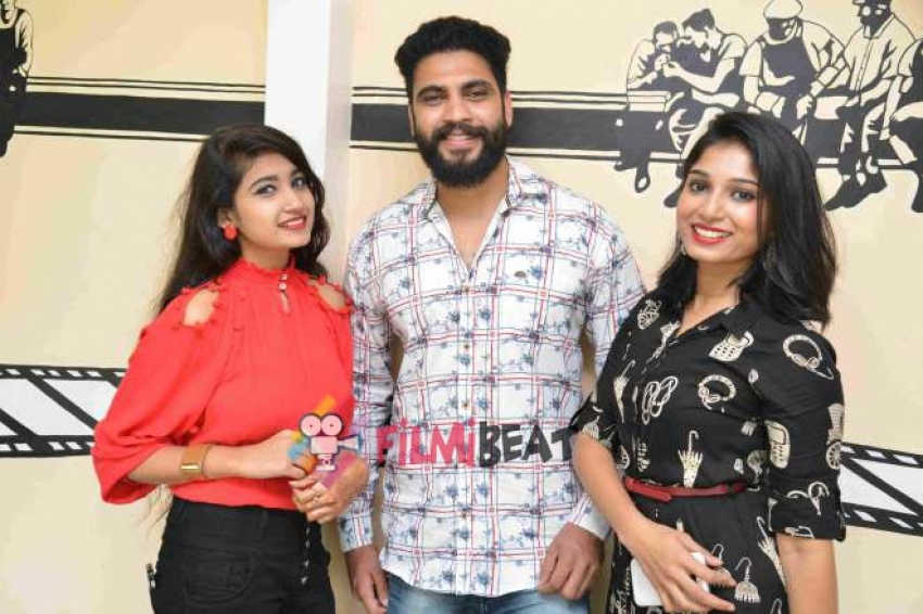 Mantram Press Meet Photos
