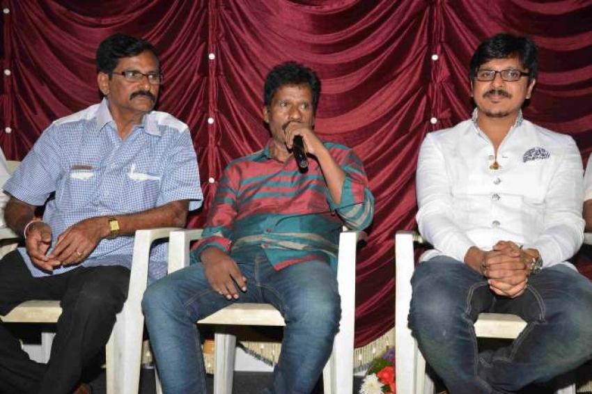 Jana Gana Mana Press Meet Photos