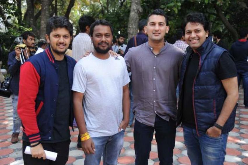 Kathe Ondu Shuruvagede Press Meet Photos