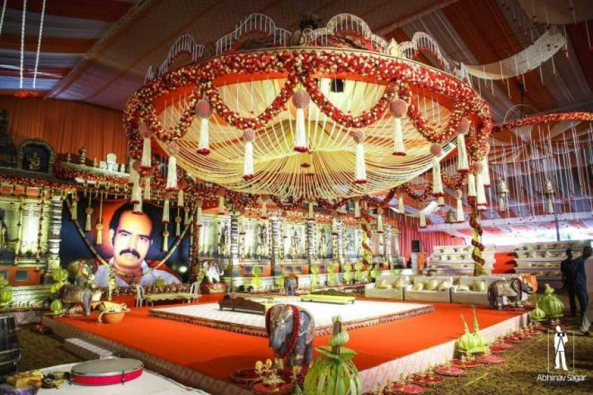 Paritala Sriram Marriage Photos