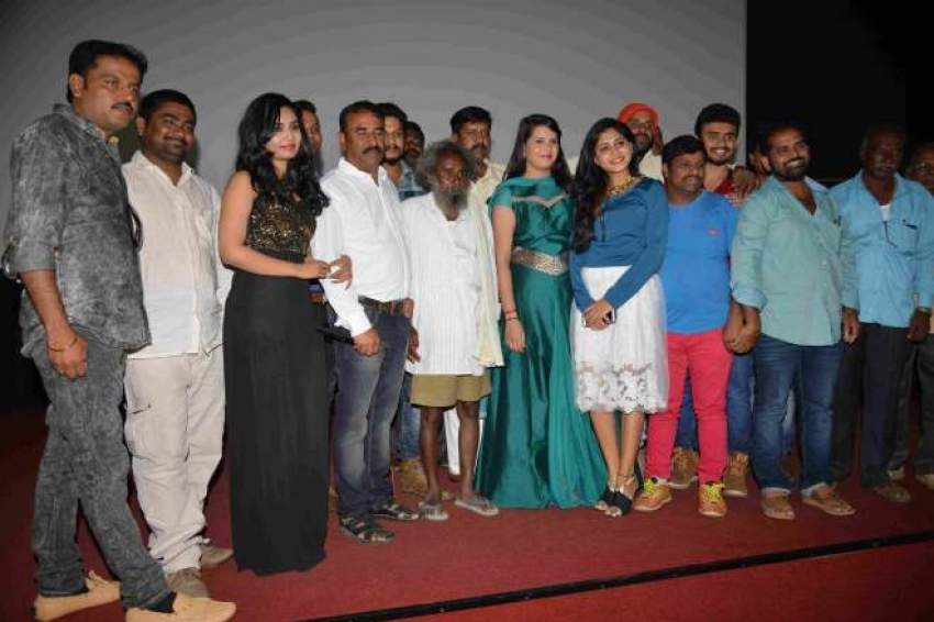 Kantri Boys Press Meet Photos