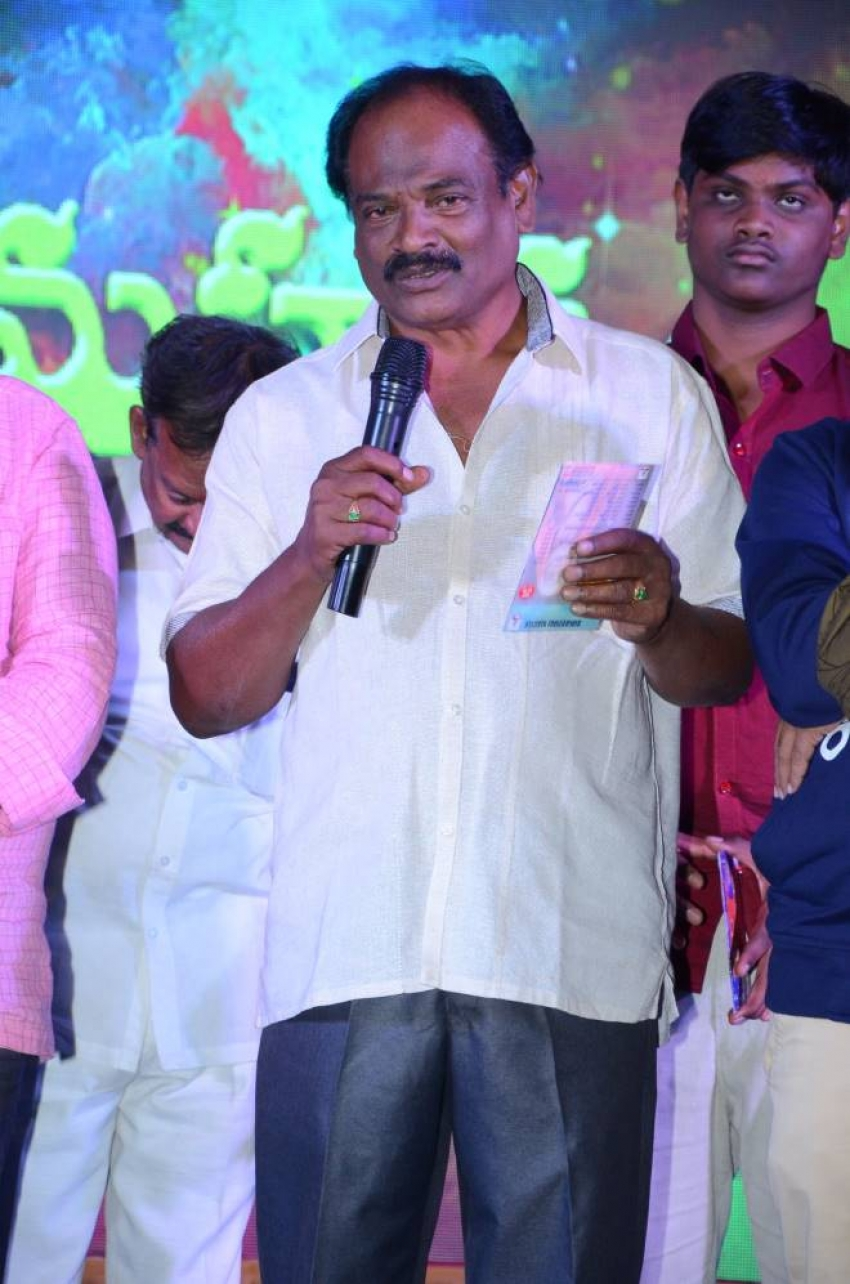 Raghavendra Mahatyam Audio launch Photos
