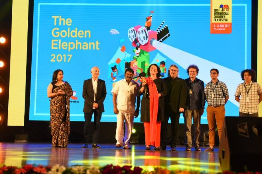 International Children Film Festival Closing Ceremony Photos
