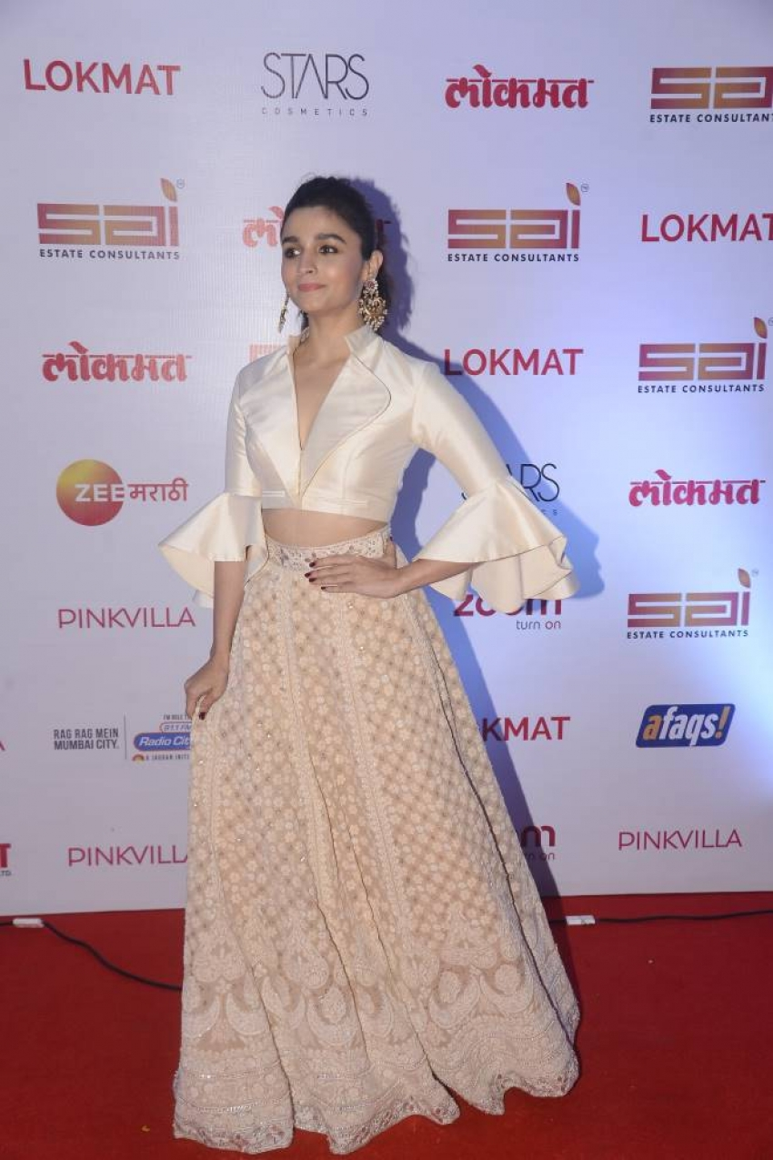 Lokmat Glam Awards Photos