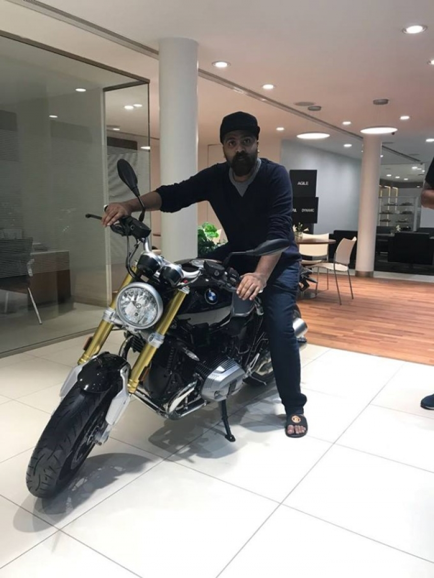 Favourite Bikes & Cars Of South Indian Actors Photos