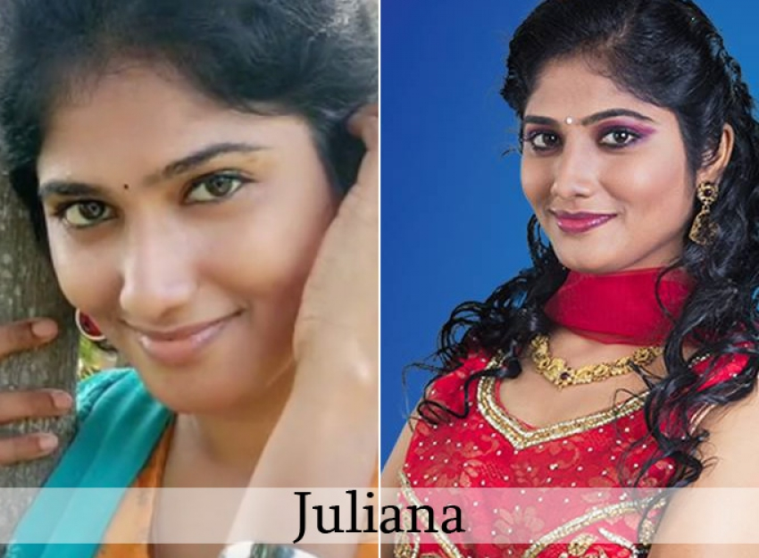 Tamil Actresses Without Makeup Photos