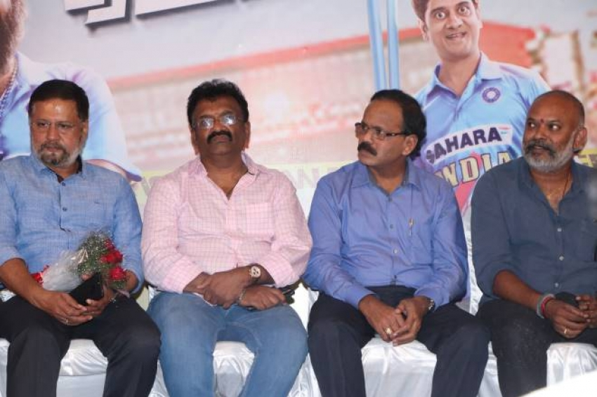 Thittam Poattu Thirudura Kootam Press Meet Photos