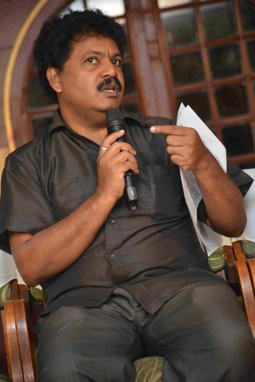Cinema Santhe Press Meet Photos