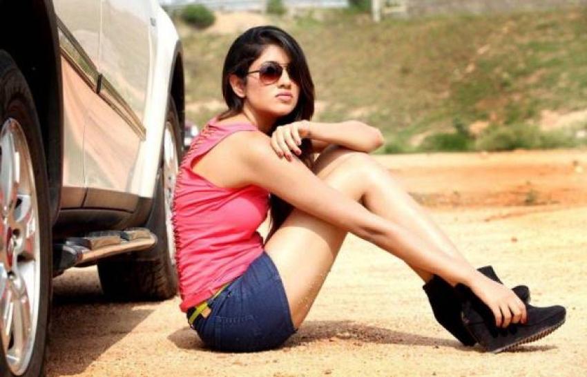 Akhila Kishore Photos