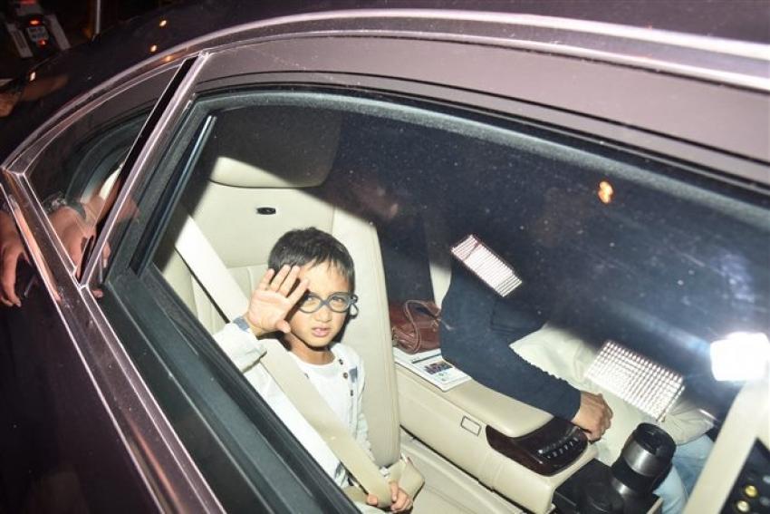 Aradhya Bachchan Birthday Celebration 2017 Photos