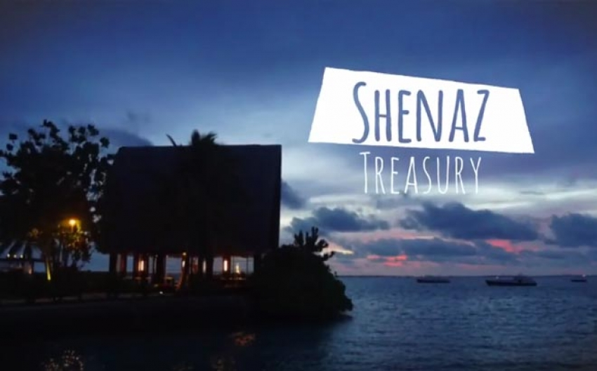 Beach Water Villa in the Maldives Travel With Shenaz Treasury Photos