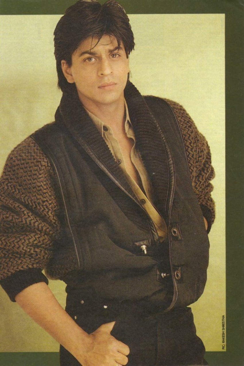 Birthday Special: Shah Rukh Khan Rare & Unseen Photos