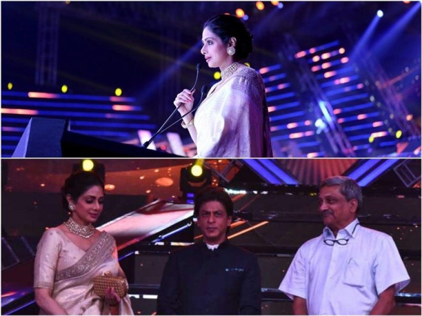 Celebs At IFFI Opening Ceremony 2017 Photos