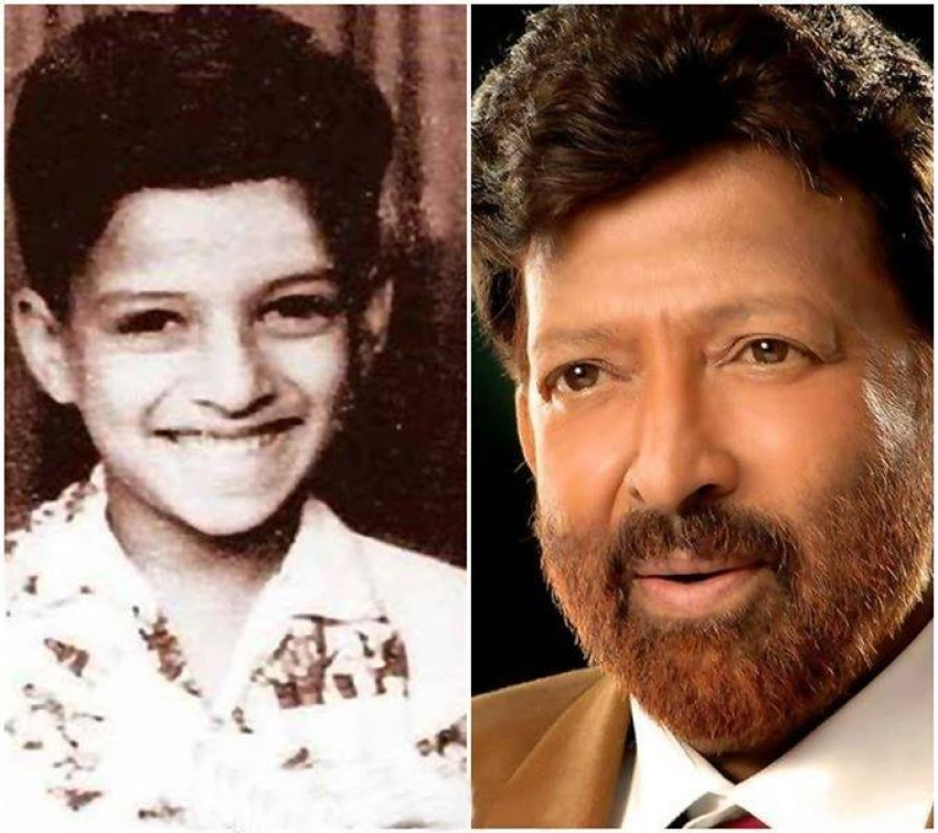 Children Day Special Childhood Pics Kannada Actors Photos