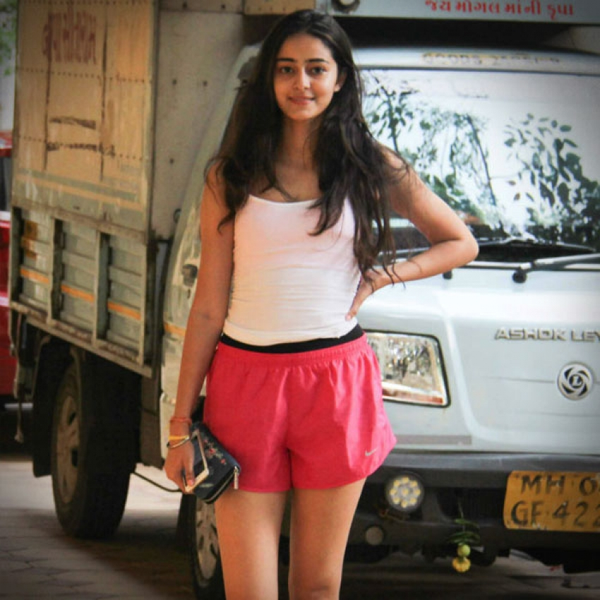 Chunky Pandey Daughter Ananya To Make Debut Soon In Bollywood Photos