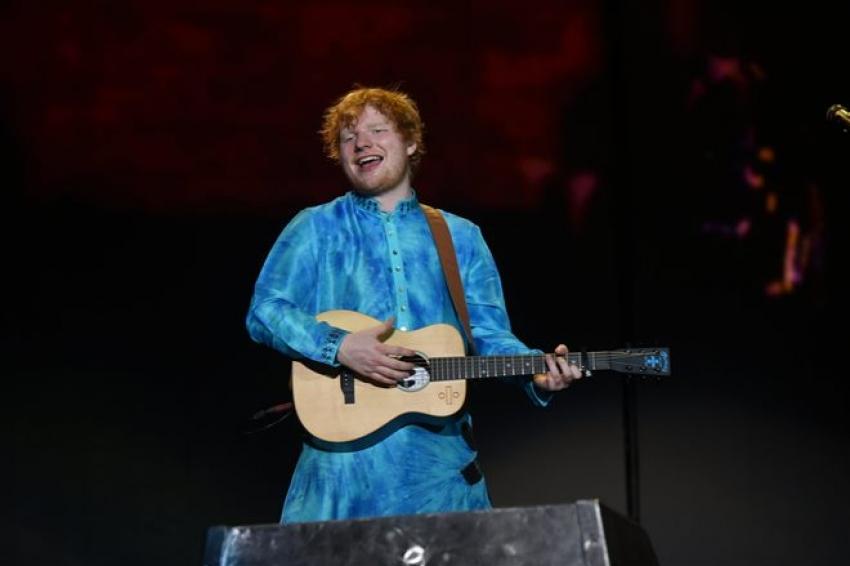Ed Sheeran Mumbai Concert Photos