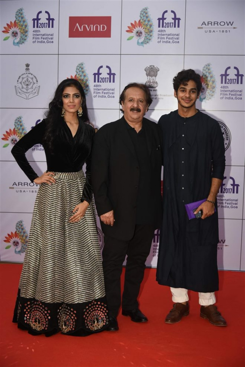 IFFI Goa Opening Red Carpet Photos