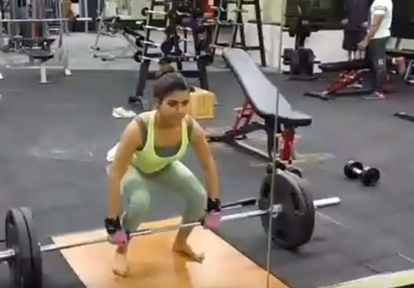 Kollywood Stays Fit, Gym Workout Photos