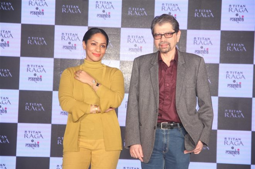 Masaba Gupta Launch Titan New Watch Collection 2017 Photos