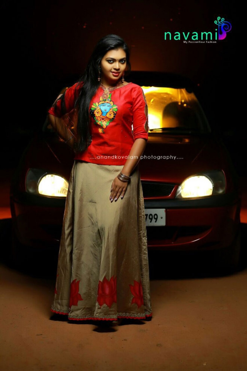Mridula Vijay Photos