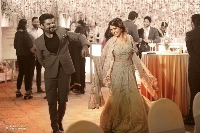 Naga Chaitanya & Samantha Marriage Get Together Party Photos