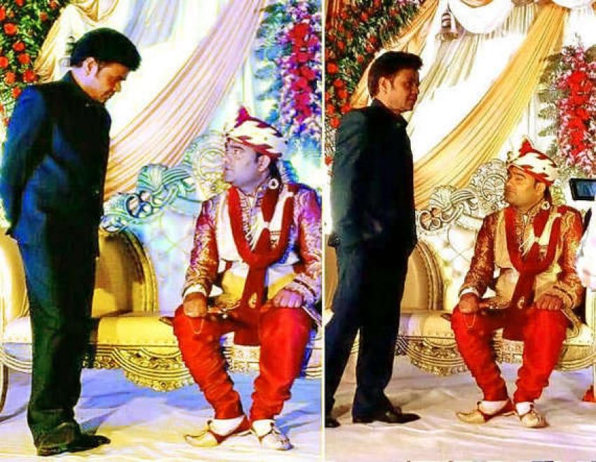 Rajpal Yadav's Daughter Marriage Photos