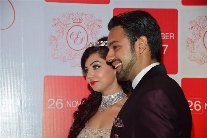 Saurabh Pande Engagement Photos