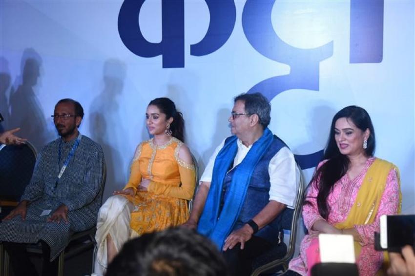 Shraddha Kapoor Launches Gen Next At IIFI Goa Photos